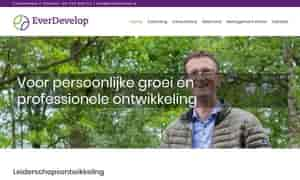 Webzeker Webdesign Porftolio | Everdevelop
